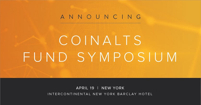 Special Program: CoinAlts Fund Symposium-Banner